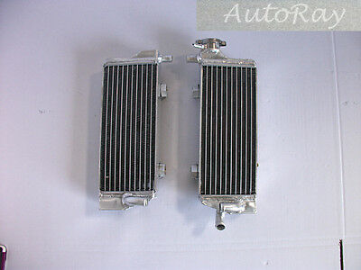 Aluminum Radiator for KTM 125/200/250/300 SX/EXC/MXC 08-14 09 10 11 12 13 2014