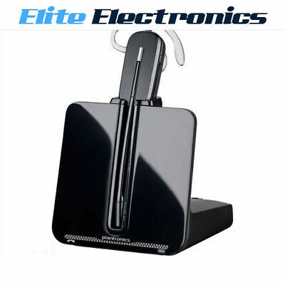 Plantronics Cs540 Wireless Dect Headset Cs540A System Over-The-Head Convertible