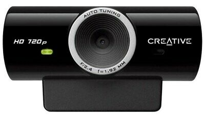 Creative Live! Cam Sync HD Webcam (Black)