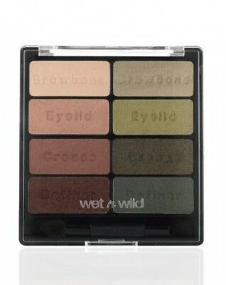 Wet n Wild Colour Icon Eye Shadow Collection, Comfort Zone, 10ml. Shipping Inclu