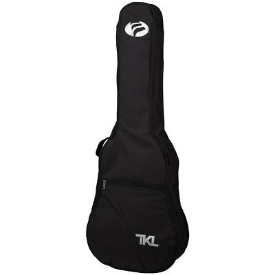 New Applause TKL GBR91S Deluxe Gig Bag for Super Shallow Bowl Acoustic Guitars