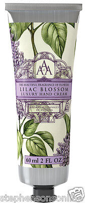 AAA Floral Lilac Blossom Luxury Hand Cream 60ml