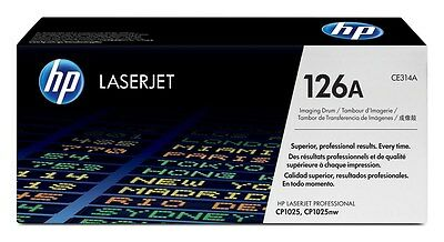 HP 126A Imaging Drum (Yield 7000 Pages Colour, 14000 Pages Black) for LaserJet