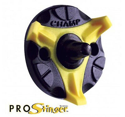 New Champ Pro Stinger Golf Shoe Spikes/cleats 10 12 14 16 18 20 22 24