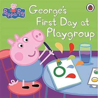 George's First Day at Playgroup Ladybird Books Ltd PB / 9781409309079