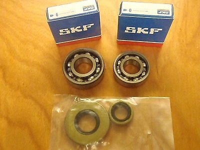 SKF crank crankshaft bearings and seals for Stihl MS380, 038 NEW