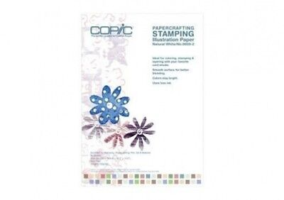 Copic Markers Stamping Illustration Paper, A4. Brand New