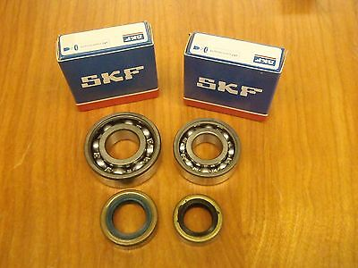 SKF crank crankshaft bearings and seals for Stihl TS400 NEW