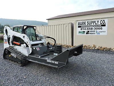 "CID Xtreme 72"" Brush Hog Cutter Mower For Bobcat Skid Steer Loader Attachment !!"