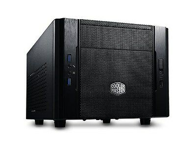 Cooler Master Elite 130 Black ITX Case - USB 3.0