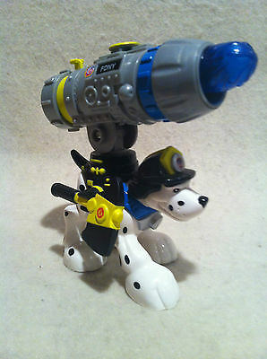 Rescue Heroes FDNY TRU Exclusive Dalmation Smokey!