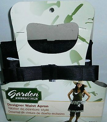 GARDENING DESIGNER APRON  One Size Fits Most