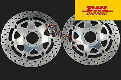 AD Front Brake Disc Rotor For Honda Goldwing 1800 GL1800 2001-2013 DHL SHIPPIOKH