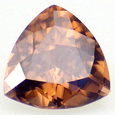 ZIRCON HYACINTH-RUSSIA 1.51Ct FLAWLESS-JEWELRY GRADE-NATURAL COLOR-READ!