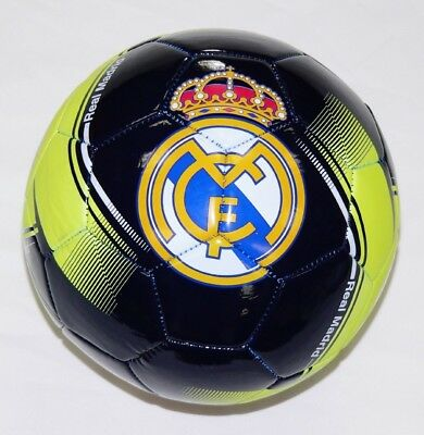 REAL MADRID AWAY SOCCER BALL SIZE 4. Free Delivery