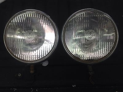 MG TD 700 King of the Road Lucas Headlights