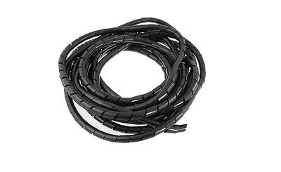 12mm Outside Dia 22 Ft Flexible Spiral Wire Wrap