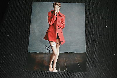 SHAILENE WOODLEY  signed Autogramm In Person 20x25 cm