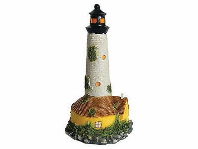 8 inch Tall Lighthouse Aquarium Ornament Goldfish Bowl Fish tank Decoration