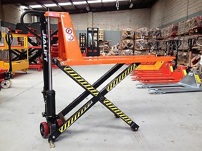 Brand New 1.5t  High Lift 800mm Hand Pallet Truck/Jack , Fork With 520mm