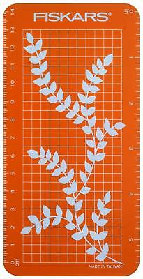 FISKARS 15X7.5CM 6 x 3 inch small CRAFT MAT GOOD FOR EYELET SETTER TOOL