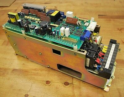 Fanuc A06B-6057-H005 Servo Amplifier - PARTS ONLY
