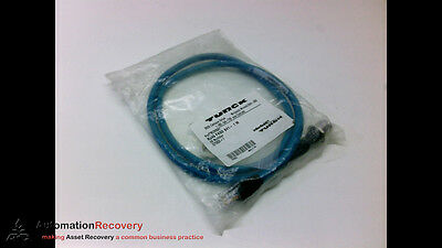 Turck Rj45 Fksd 841-1M Cordset 8P Female Straight To Ethernet End 1M, Ne #154868