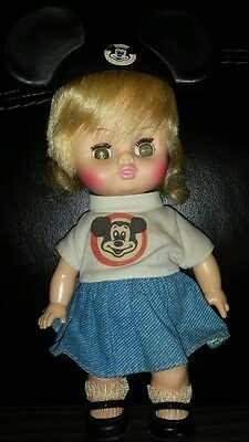 Vintage Horsman Mouseketteer Girl Doll from 1971