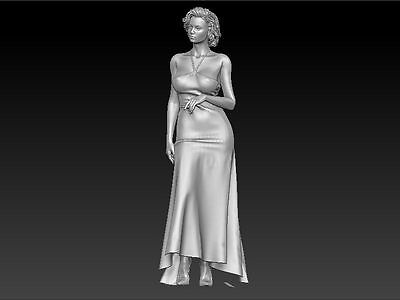 Full set 28 pcs of Dress and Nude Sexy girls HI quality 3d STL file by miccot