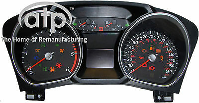 Ford Mondeo Mk 4 2007 Instrument Cluster  Repair Service