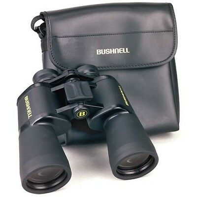 Bushnell 12 x 50mm Powerview Wide-Angle Binoculars. Brand New