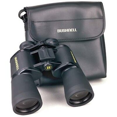 Bushnell 12 x 50mm Powerview Wide-Angle Binoculars. Delivery is Free