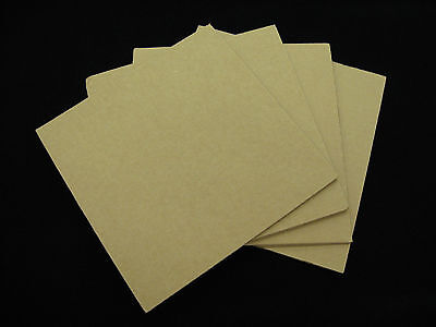 "50 - 12.25"" x 12.25""  Corrugated Filler Pads for LP Record Mailers - SHIPS FREE"
