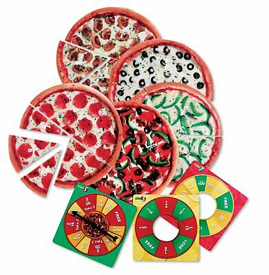 Pizza Fraction Fun Junior - Children's Educational Maths Fractions Learning Game