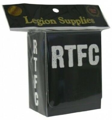 Legion Supplies RTFC MTG Deck Box Card Armour Holds 85 Sleeved Cards. Free Shipp