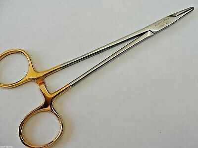 Mayo Hegar needle holder tungsten carbide 16 cm medical surgical rrp £50