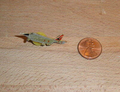 USAF Convair B58 Bomber Hustler jet Tie Tack Pin from the 90's unknown maker.