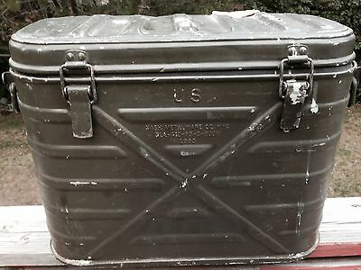 U.S.MILITARY NASH METALWARE CO.FOOD CONTAINER ,NYC