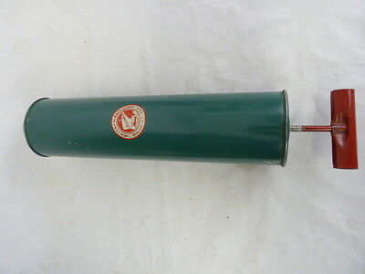 Vintage Airubber New York Rubber Co. Manual Mattress Air Pump