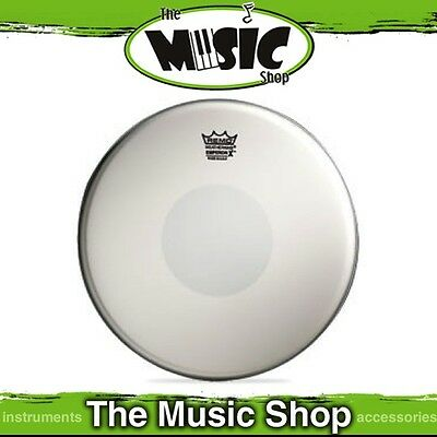"New Remo 14"" Emperor X Coated Drum Skin - 14 Inch Drum Head - BX-0114-10"
