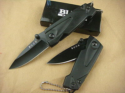 Buck Knife Saber Pocket Folding Survival Fishing Camping Hunting tool HOT a103zl