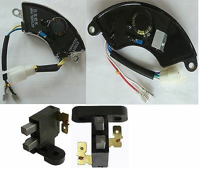 2-7 KW AVR,Carbon Brush GX160 GX200 GX340 GX390 Generator Parts Regulator ISO CE