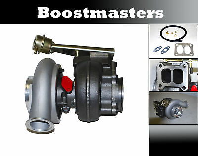 For CUMMINS HX40W HX40 Diesel Upgrate Turbo Charger Holset T4 Flange