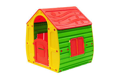 Childrens Playhouse Wendy House Magical Multicolour Play House By Starplast