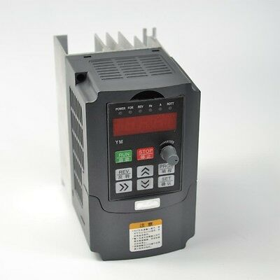 1.5Kw 380V 2Hp 4A Mini Size Variable Frequency Drive Inverter Vfd For Cnc