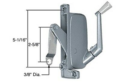 Right Hand Awning Window Operator for Anderson® Windows