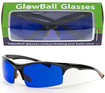GlowBall Wraparound Golf Ball Finding Glasses For Easy Ball Detection