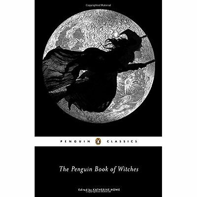 The Penguin Book of Witches Katherine Howe Books Ltd PB / 9780143106180