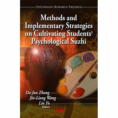 Methods Implementary Strategies on Cultivating Students Psycholog. 9781617617959