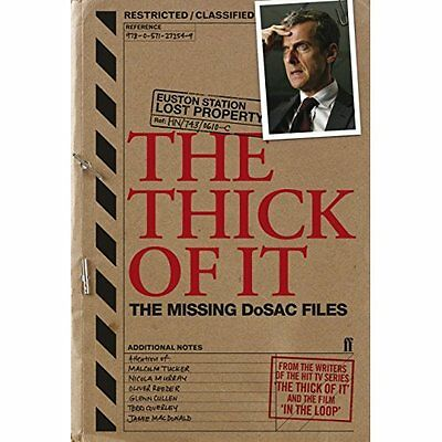Thick it Missing DoSAC Files Iannucci Armstrong Blackwell Martin . 9780571272549